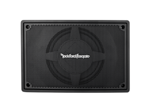 "Rockford Fosgate PS-8 Single 8"" Punch Powered Loaded Enclosure"
