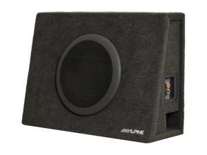 "Alpine SBT-S10V 350W SWT Series Single 10"" Ported Subwoofer Enclosure"