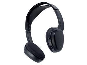 POWER ACOUSTIK WLHP-200 2-channel wireless ir Headphones