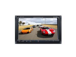 "Absolute DD1000T ABSOLUTE 7"" MOTORIZED DOUBLE DIN TFT LCD MONITOR, TOUCH SCREEN WITH DVD, CD, MP3, MULTIMEDIA PLAYER & USB & SD CARD INPUT & ANALOG TV TUNER"