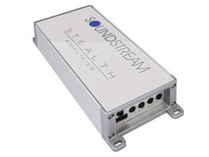 Soundstream Stealth SM4.1000D Marine 4 x 90 Watts RMS Amplifie