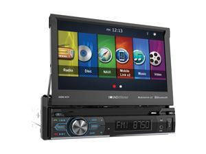 "Soundstream VRN-74HB 1-DIN GPS, DVD, CD/MP3, AM/FM Receiver w/ 7"" LCD, Bluetooth, & MobileLink X2"