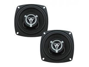 Power Acoustik EF-42 250 Watt 4? 2-Way Speakers