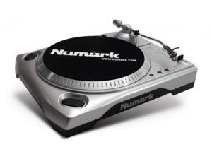 "Numark TTUSB   33 1/3 & 45 RPM Turntable with USB Audio Interface, 1/8"" Input, & RCA Output"