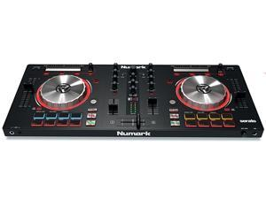 Numark Mixtrack Pro 3 | USB DJ Controller with Trigger Pads & Serato DJ Intro Download