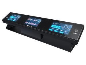 Numark Dashboard   3-Screen Full-Color Display Add-On for Serato DJ Controllers (Official Serato DJ Accessory)