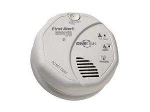 BRK SCO500B OneLink Battery Smoke/Carbon Monoxide Combination Alarm with Voice