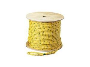 "Ideal 31-840 Pro-Pull™ Polypropylene Rope, 1/4"" Diameter x 600"""