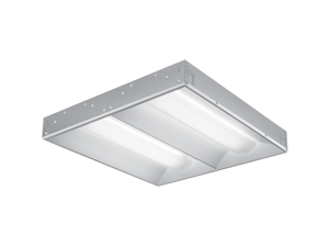 Lithonia 2RTL2-CAS-33L-D38-LP835-NX 2x2 Recessed LED Center Air Slots, 3500K
