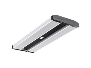 Lithonia IBL-12L-WD-SD125-MVOLT-LP740-DLC LED High Bay I-BEAM LED, 12,000 Lumens, Wide, Semi-Diffuse Acrylic Lens, MVOLT,  4000K, DLC Listed