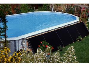 Solar Pool Heater Panel W/ Integrated Valve- New Fafco Bear 4'X20'
