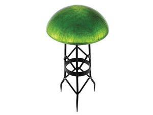 Toad Stool - Fern Green - Crackle