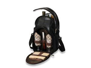 Picnic Plus Brava-Brown Faux Leather