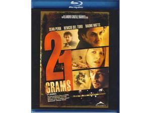 21 Grams (Blu-ray) Blu-Ray New