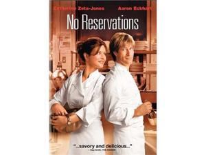 No Reservations (DVD / Full Screen / WS / Dolby Digital 5.1 / ENG-SP-FR-SUB) Catherine Zeta-Jones, Aaron Eckhart, Abigail Breslin, Patricia Clarkson, Jenny Wade