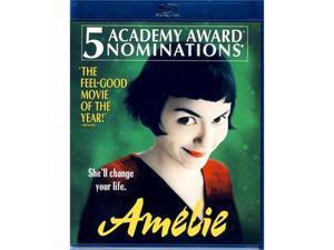 Amelie (Blu-ray) Blu-Ray New