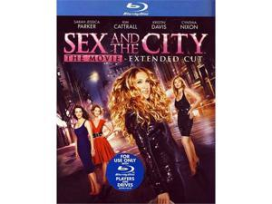 Sex and the City - The Movie - Extended Cut (Blu-ray) Blu-Ray New