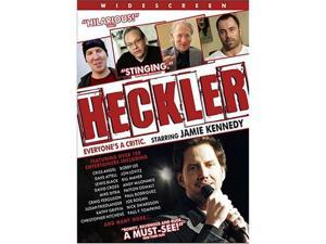 Heckler Jamie Kennedy, Bill Maher, George Lucas, Mike Ditka, Rob Zombie, Judah Friedlander, Jewel