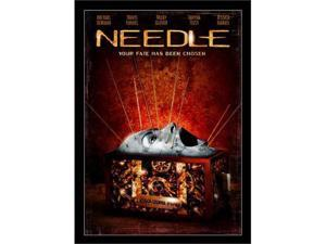 Needle DVD New