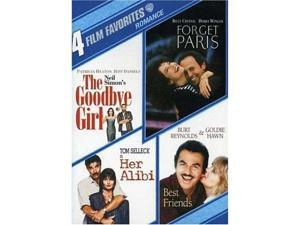Romance: 4 Film Favorites (DVD / WS / NTSC) Tom Selleck, Burt Reynolds, Goldie Hawn, Billy Crystal, Debra Winger