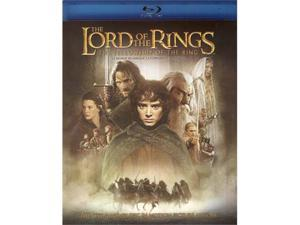 Fellowship of the Ring (Blu-Ray / DTS Surround Sound / Dubbed / WS) Elijah Wood, Ian McKellen, Alan Howard, Noel Appleby, ...