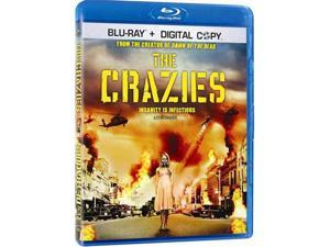 The Crazies (Blu-Ray) Timothy Olyphant, Radha Mitchell , Joe Anderson, Danielle Panabaker