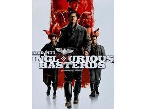 Inglourious Basterds (DVD/ENG SDH/SPAN/FREN/DOL DIG 5.1) Brad Pitt&#59; Melanie Laurent&#59; Eli Roth&#59; Christoph Waltz&#59; Michael Fassbender&#59; Diane Kruger&#59; Daniel Bruhl&#59; Til Scheiger&#59; Gedeon Burkhard&#59; Jacky Ido