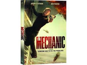 The Mechanic (Jason Statham) DVD New