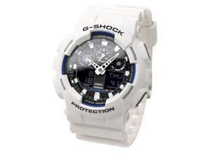 Casio Men's G-Shock X-Large White Sports Watch GA100A-7