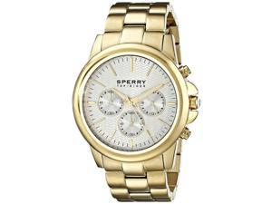 Sperry Top-Sider Men's Chronograph Gold Tone Stainless Steel Watch 103266