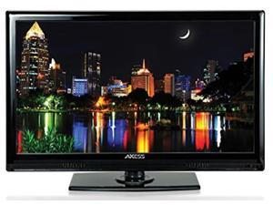 "Axess 24"" 1080p LED TV with Full HD Display, Includes HDMI/USB Inputs, TV1701-24"