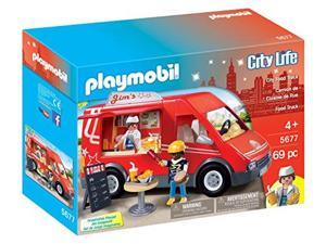 Playmobil Summer Fun Food Truck Playset 5677 (for Kids 4 and up)