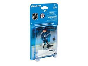Playmobil NHL Winnipeg Jets Player 9021 (for Kids 5 and up)
