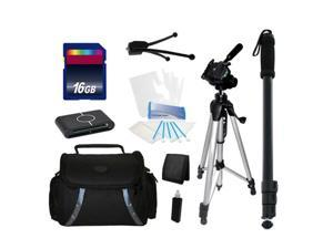 Nikon D3200 DSLR Digital Camera Everything You Need Accessories Kit