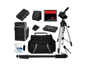 Canon EOS 7D Digital Camera Everything You Need Accessories Kit
