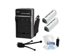 Replacement NB-9L NB9L Battery and Charger Kit for Canon PowerShot ELPH 510 HS 520 HS 530 HS SD4500 IS