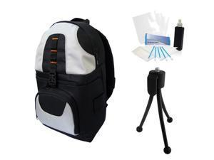 Canon DSLR Camera Backpack Case Bag for Canon 350D 400D 450D 500D 550D 600D 650D