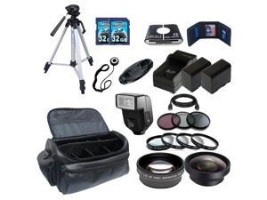Advanced Accessory Holiday Package For Canon 7D, 5D Mark II, 5D Mark III