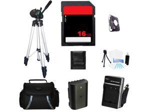 Beginner's Accessories Kit For Pentax K-3 DSLR Camera