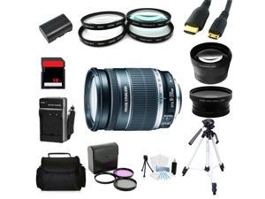 Advanced Shooters Kit for the Canon 7D includes: EF-S 18-200mm IS + MORE ...
