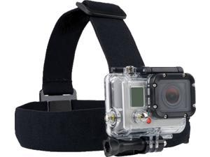 Head Strap Mount for GoPro Hero 3+ Silver Edition Camcorders