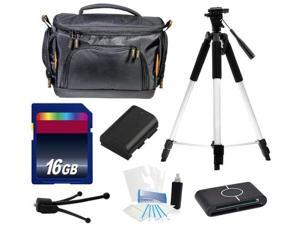Digital Camera Accessories Kit for Canon EOS T6i T6s DSLR Cameras