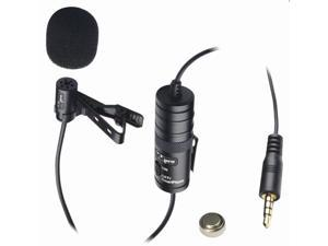 Professional Condenser Microphone for Panasonic HC-V770 HD Camcorder