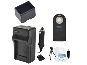 BP-727 Replacement Battery Kit with Charger and Universal Remote Control