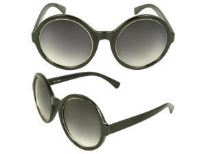 Oval Fashion Sunglasses