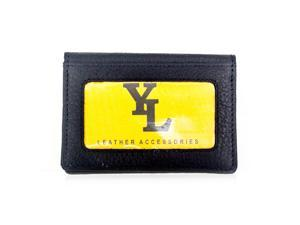 Faddism YL Series Sub Compact Bifold Money Clip WLT-Y-3803 Black