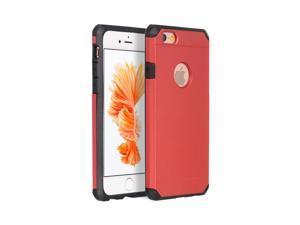 Apple Iphone 6 Plus / 6S Plus Hybrid Tpu With Uv Coating Dual Case