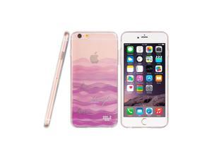 Apple Iphone 6 / 6S Plus Tpu Water Color Imd Case Live Laugh Love