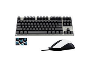 Nixeus eSports Gaming Bundle - REVEL Gaming Mouse and MODA v2 Mechanical Gaming Keyboard