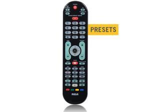 RCA RCRPS04GR 4-Device Backlit Universal Remote